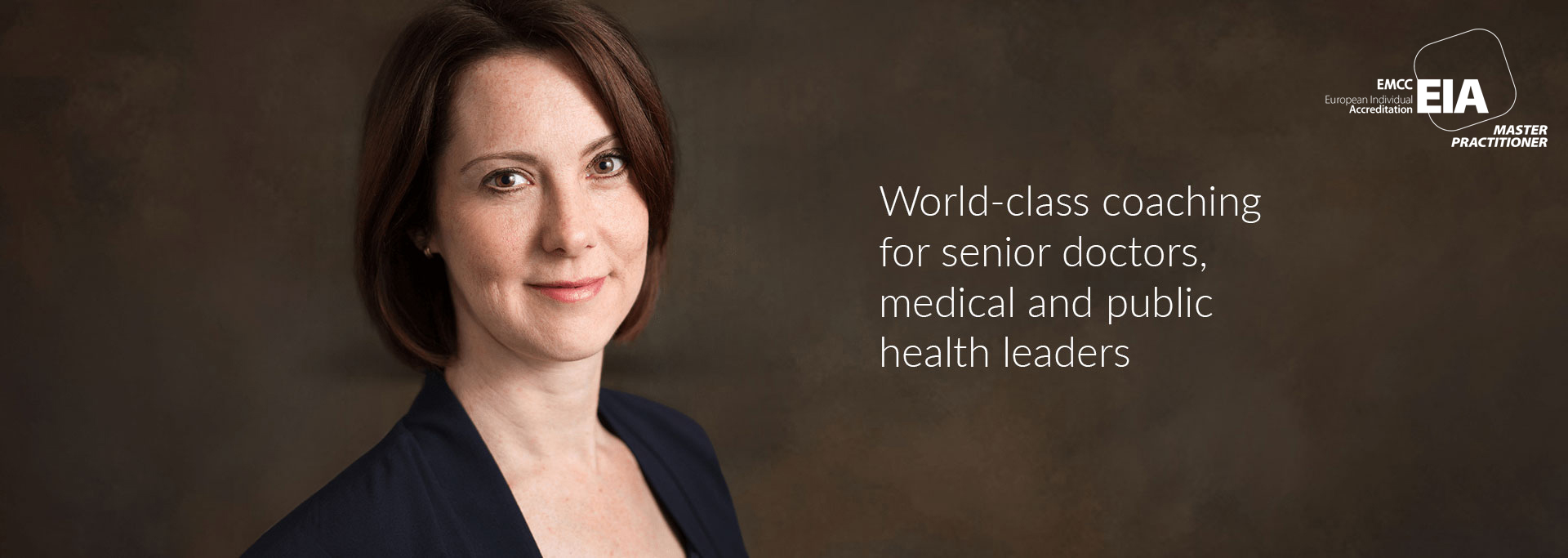 World-class coaching for senior doctors, medical and public health leaders